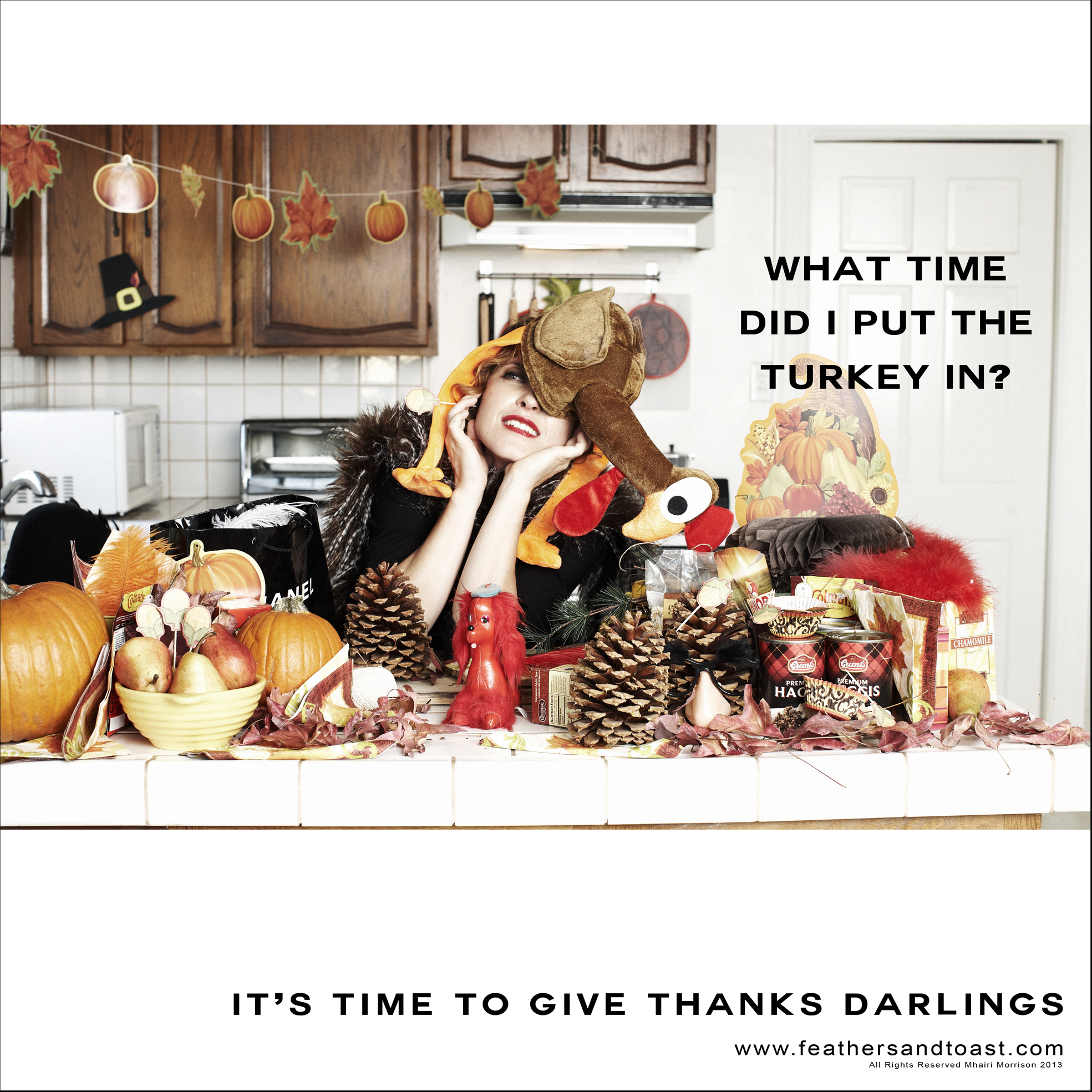 What time turkey